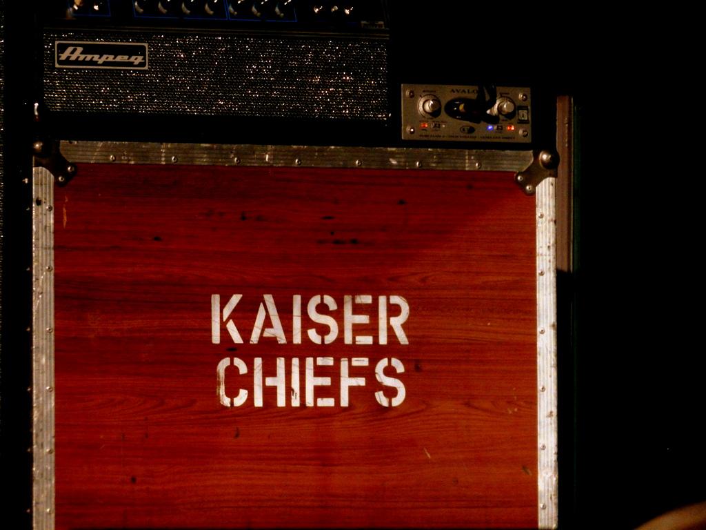 Kaiser Chiefs – Milano 13/11/11