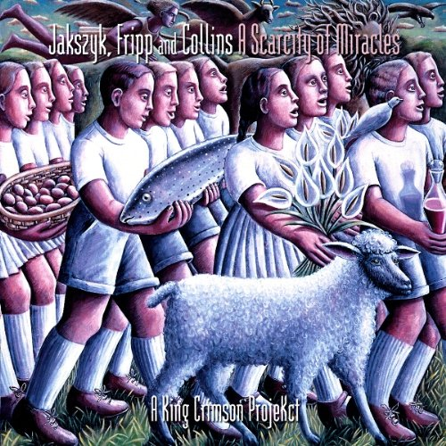 Jakszyk, Fripp & Collins (A King Crimson ProjeKct) – Scarcity of Miracles