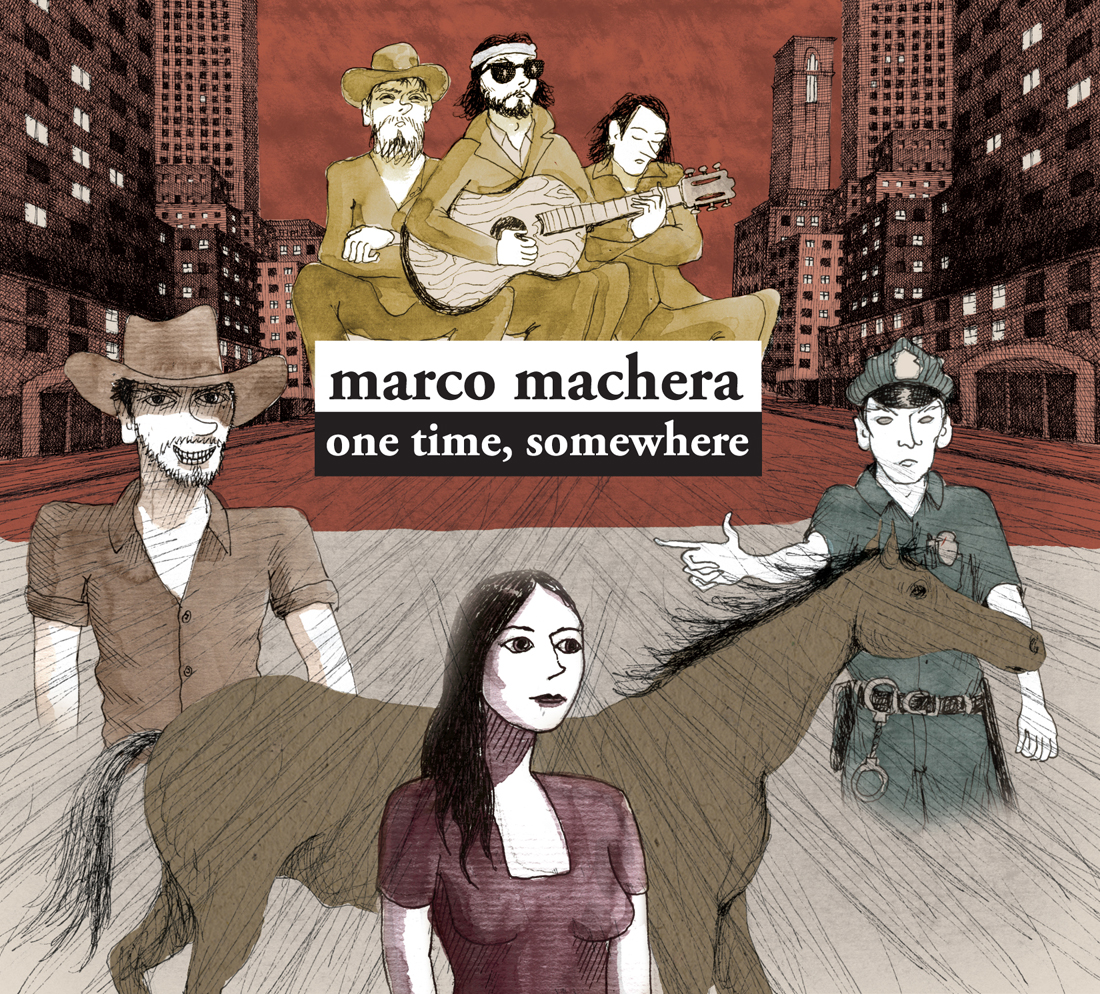 Marco Machera – One Time, Somewhere