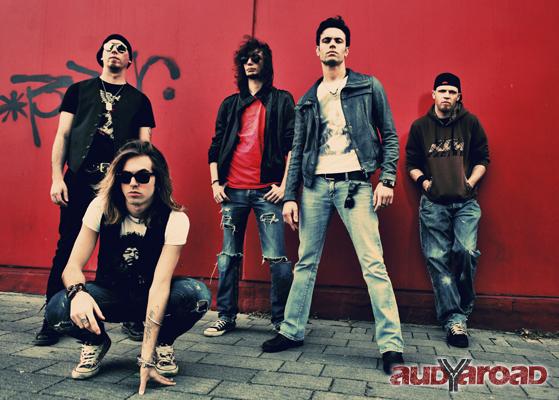 Audyaroad – Puro rock 100% italiano