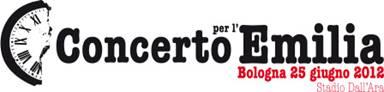 Concerto per l'Emilia – Bologna 25/06/2012