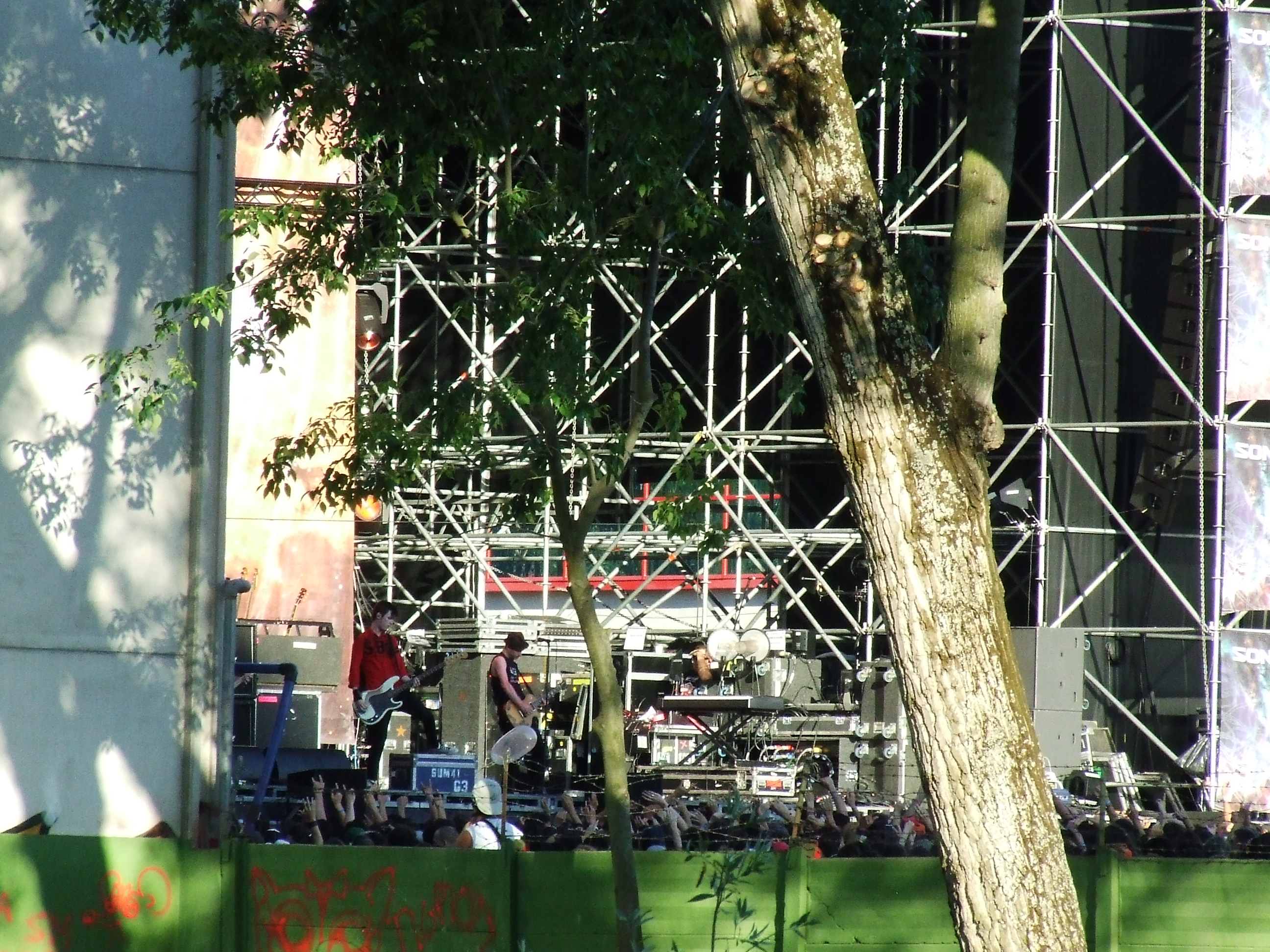 Dieta da concerto: come sopravvivere ad un festival
