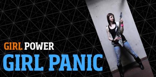 Brainstorming Magazine su Girl Panic!
