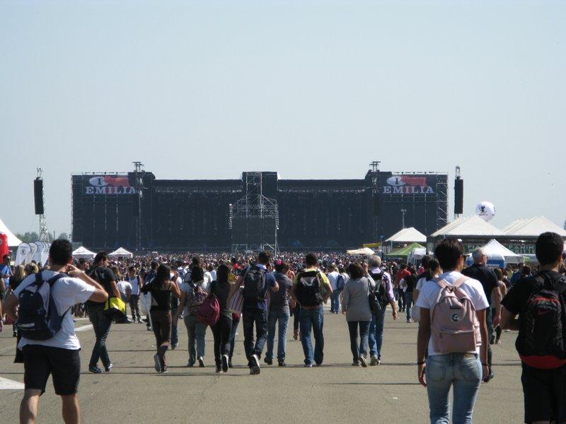 Italia loves Emilia – Campovolo 22/09/2012