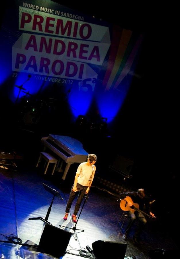 La friulana Elsa Martin vince il Premio Andrea Parodi.