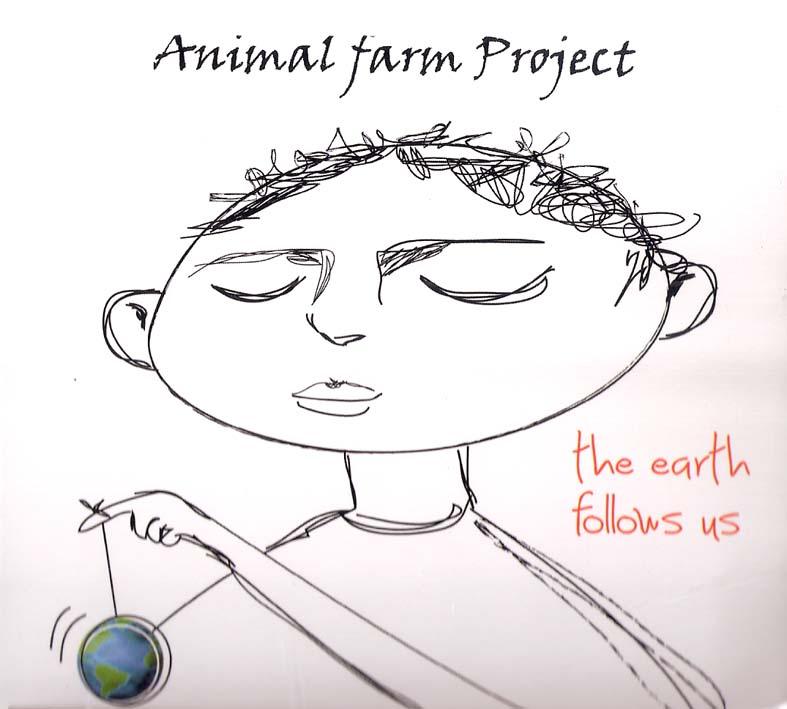 """""""The Earth Follows Us"""": il nuovo album degli Animal Farm Project"""