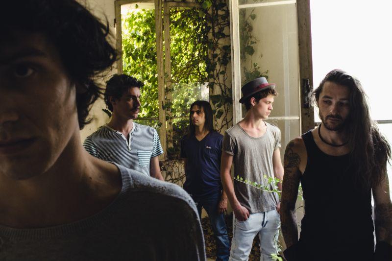 I BLASTEMA presentano live il nuovo disco di inediti!