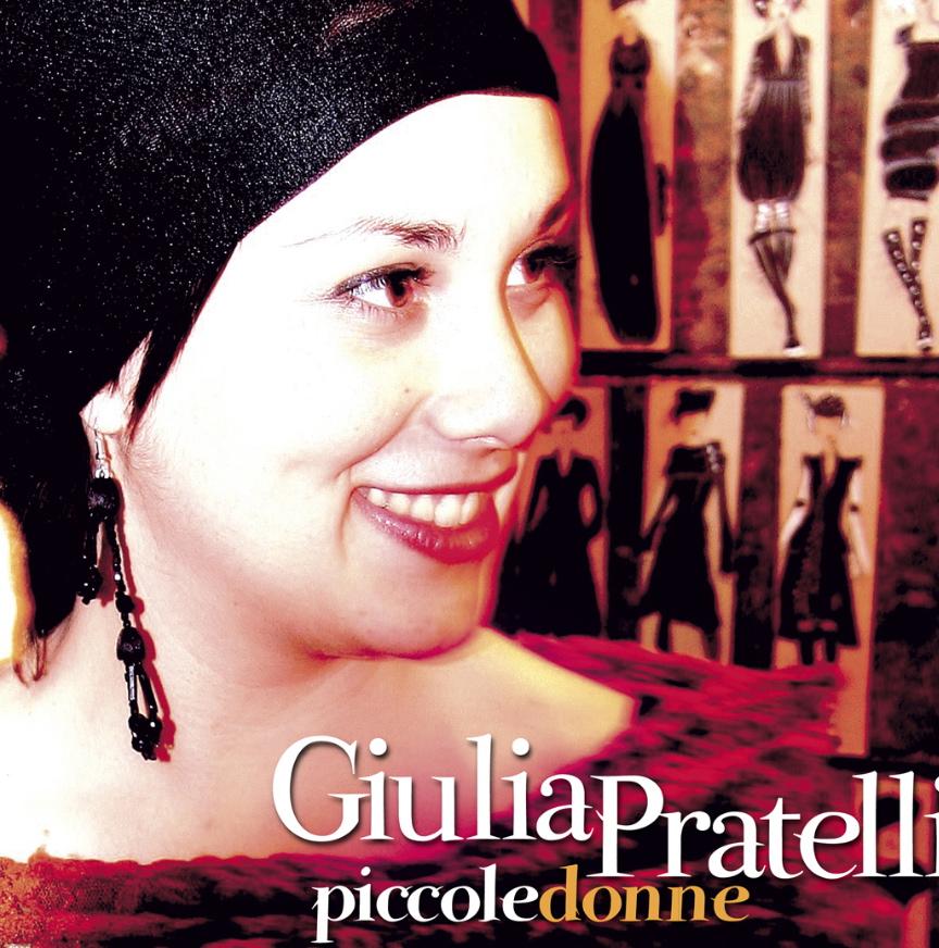 """""""Piccole donne"""": il nuovo singolo di Giulia Pratelli"""