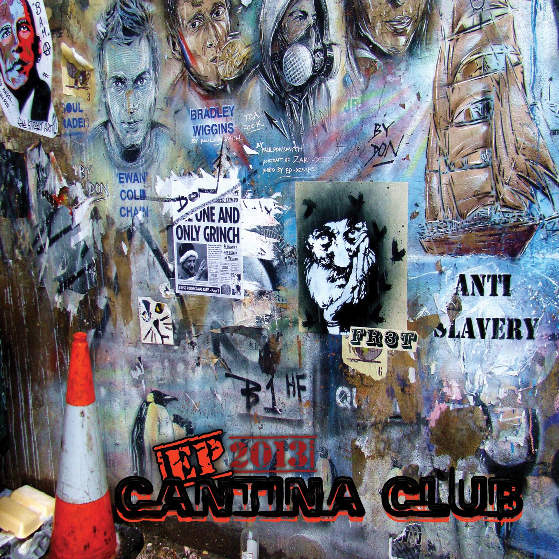 Il 13 maggio esce il primo EP dei Cantina Club