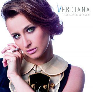 """""""Lontano dagli occhi"""", album d'esordio di Verdiana"""