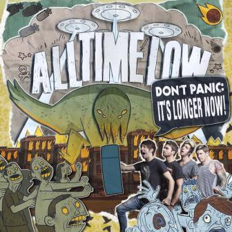 All Time Low – Don't Panic: It's Longer Now!