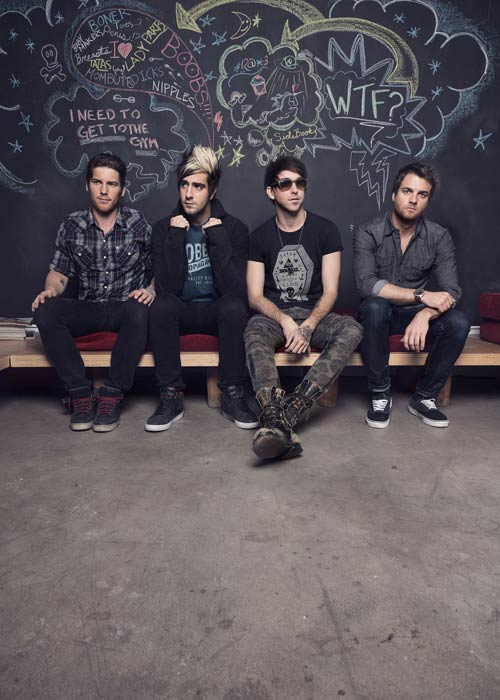 ALL TIME LOW in Italia: Milano, Bologna e Roma!