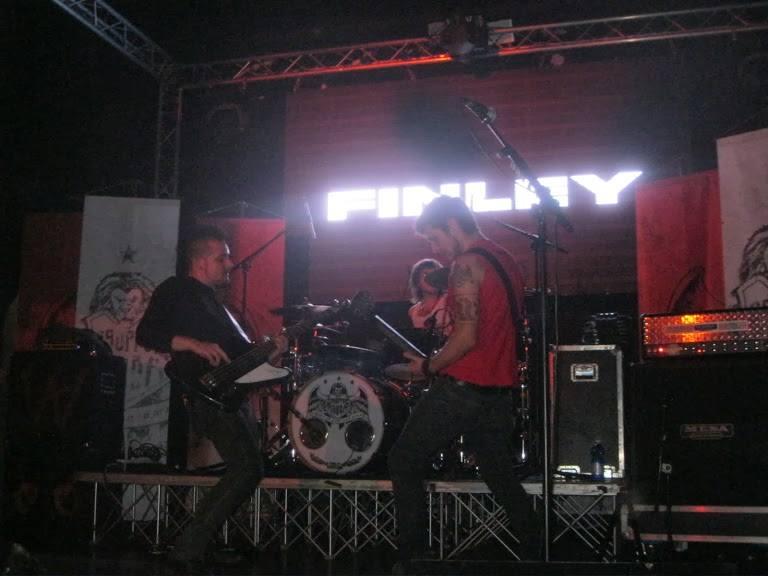 Finley nel milanese