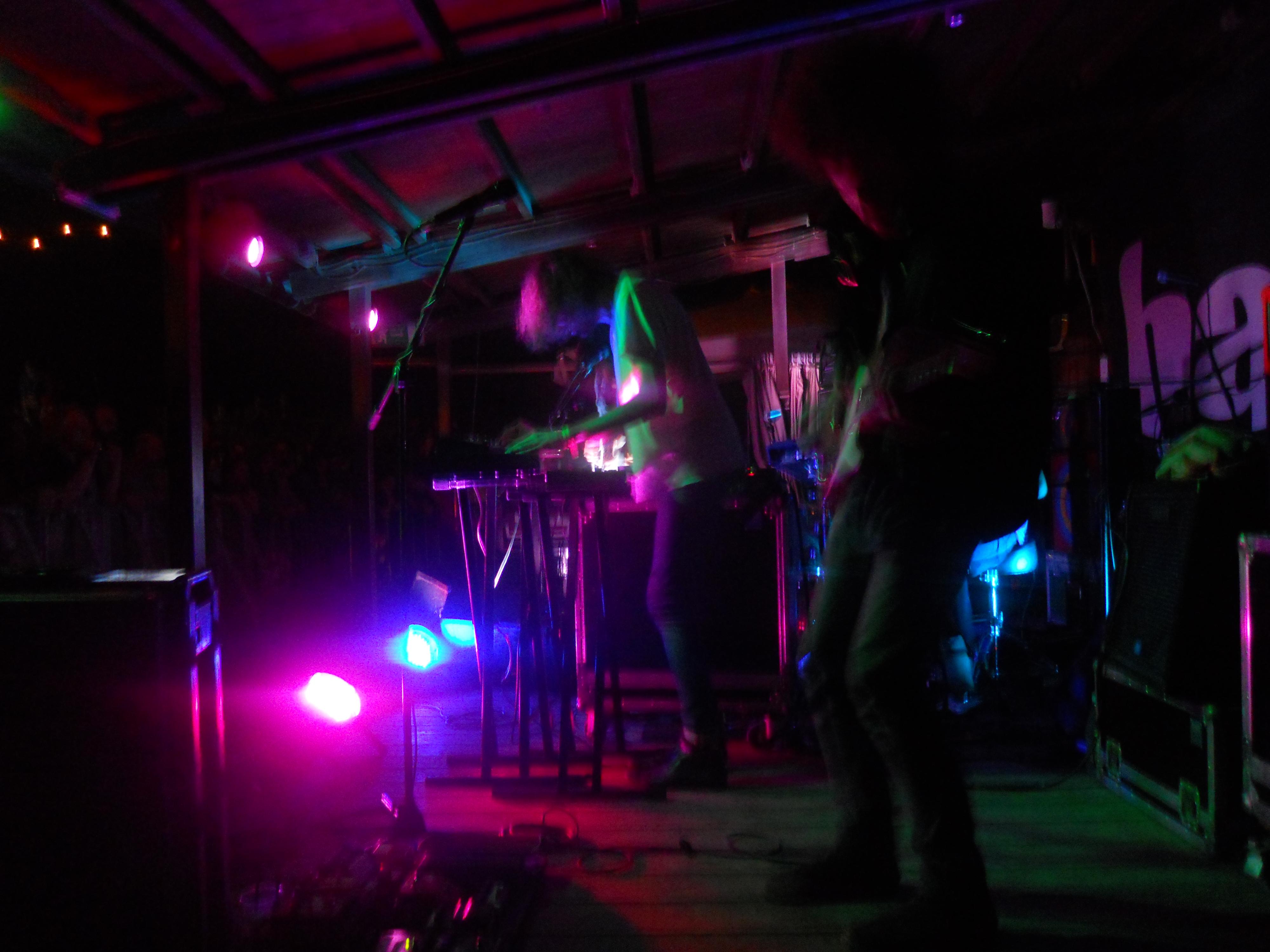 Piccolo festival, grandi band!