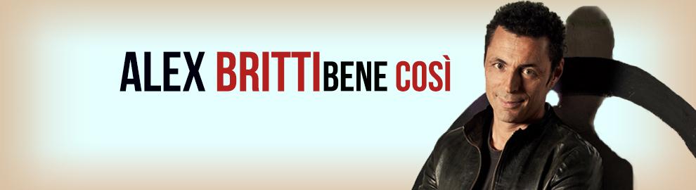 Alex Britti: il tour estivo 2014!