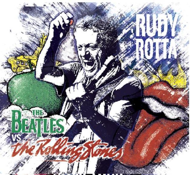Mr Rudy Rotta : un grandissimo delle sei corde!