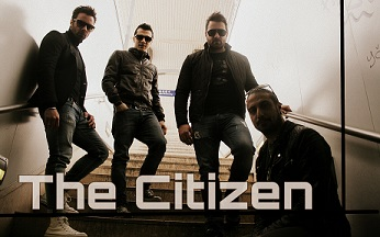 """Curtain Call"", il primo album della band The Citizen!"