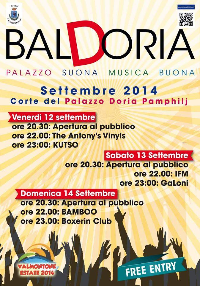 BALDORIA Festival 2014