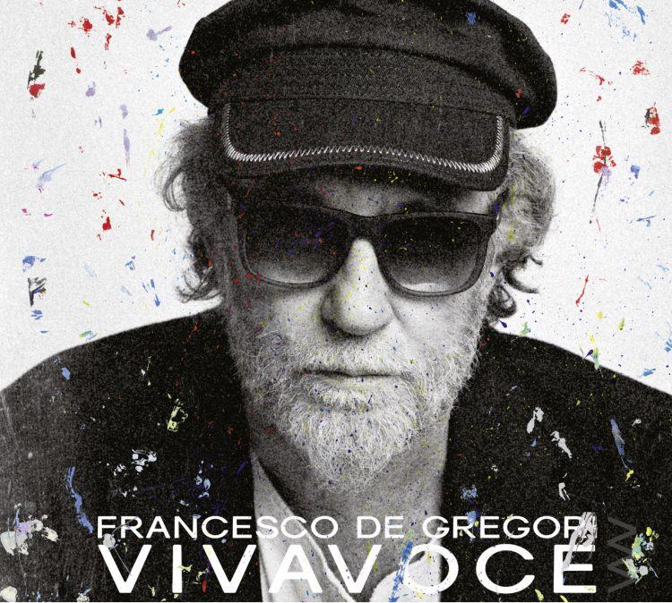 """Francesco De Gregori: oggi il doppio album """"Vivavoce"""""""
