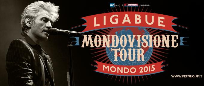 """LIGABUE: Il """"MONDOVISIONE TOUR"""" sbarca in Asia!"""