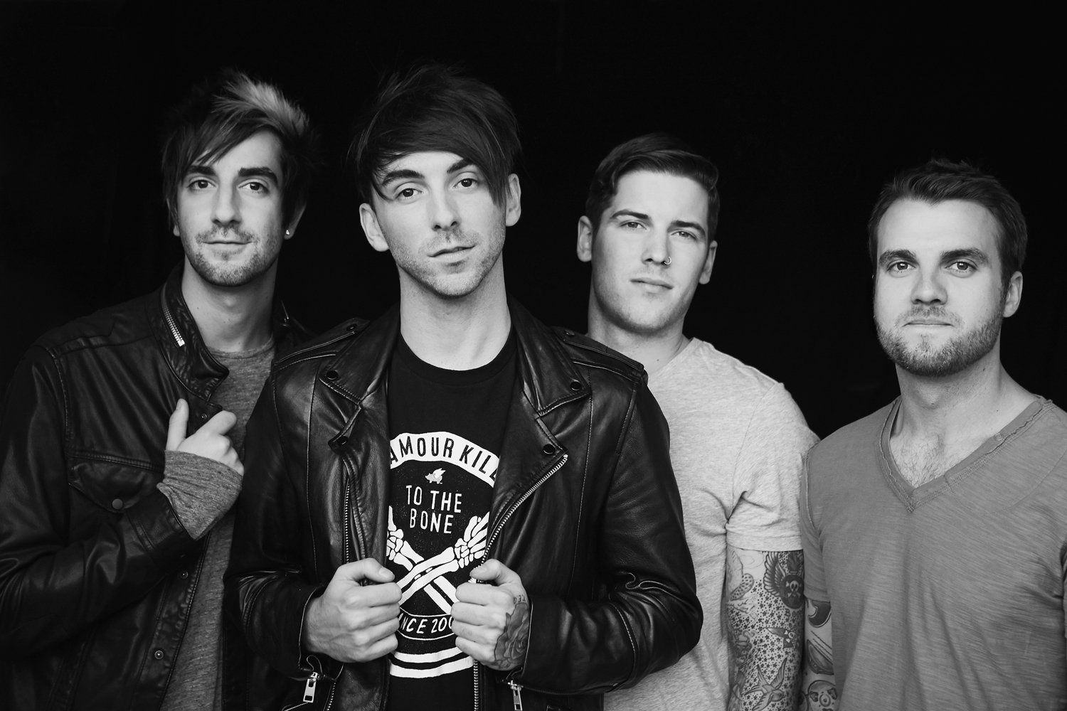 All Time Low: tornano in Europa!