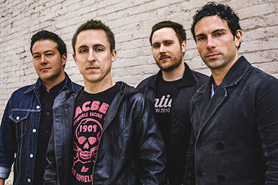 YELLOWCARD in Italia per un unico live!