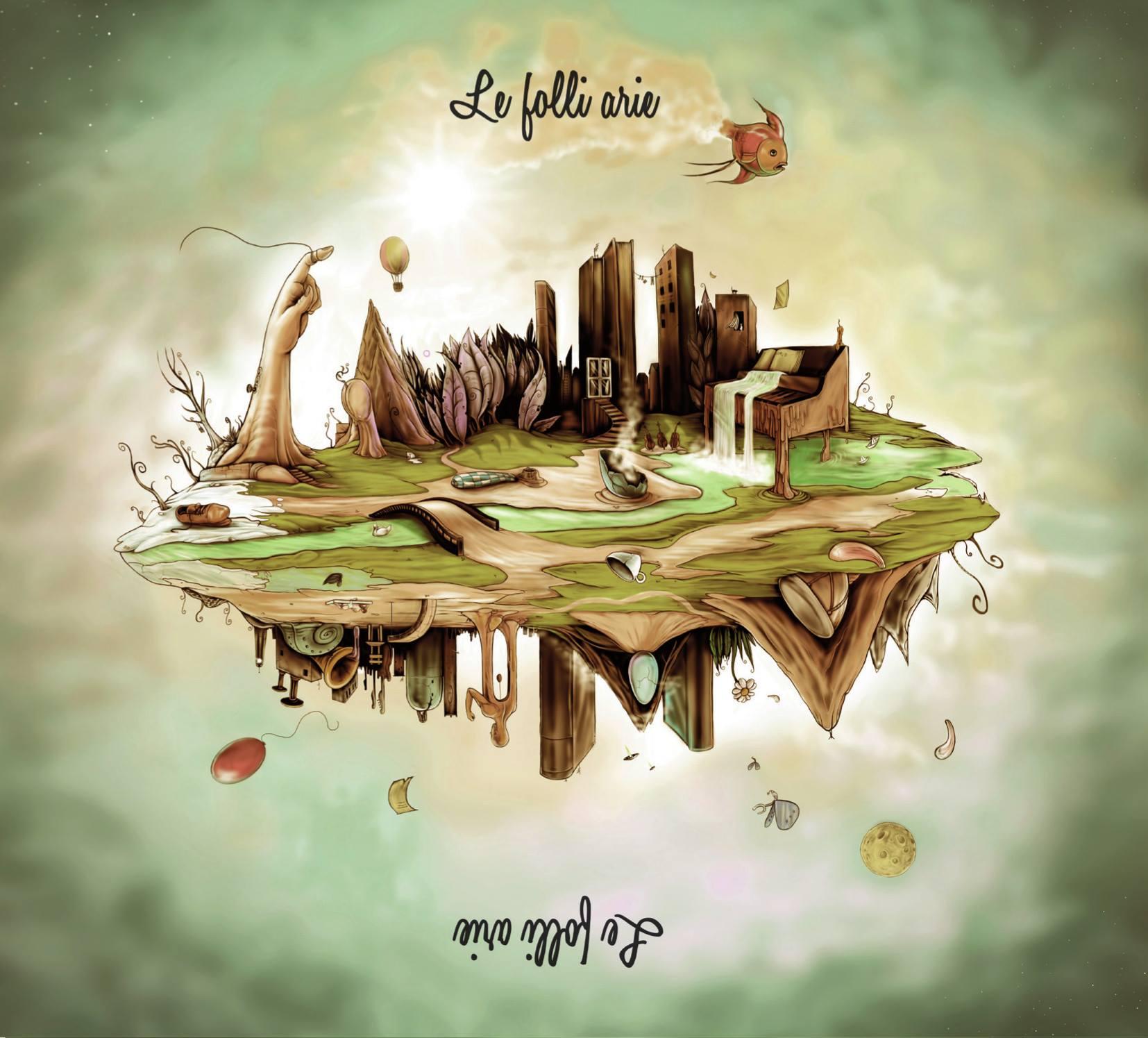 """Le Folli Arie: la band che dice """"no"""" all'immagine!"""