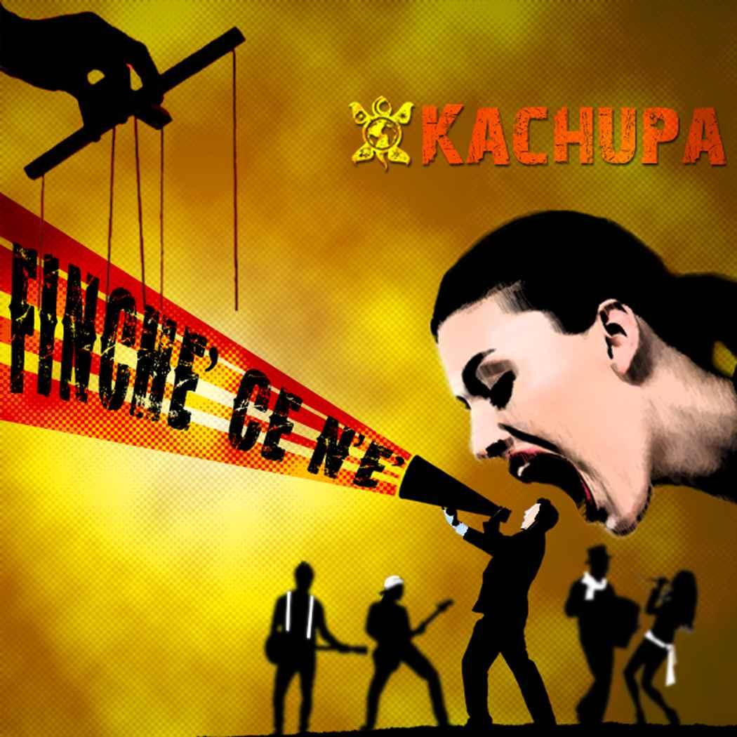 "Kachupa: ""Finché ce n'è"" è il nuovo singolo!"
