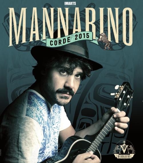 """Mannarino: da luglio il tour """"Corde 2015""""!"""