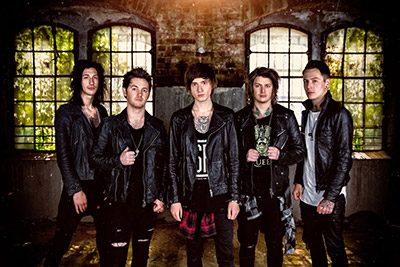 ASKING ALEXANDRIA, AUGUST BURNS RED e IN HEARTS WAKE a Milano!