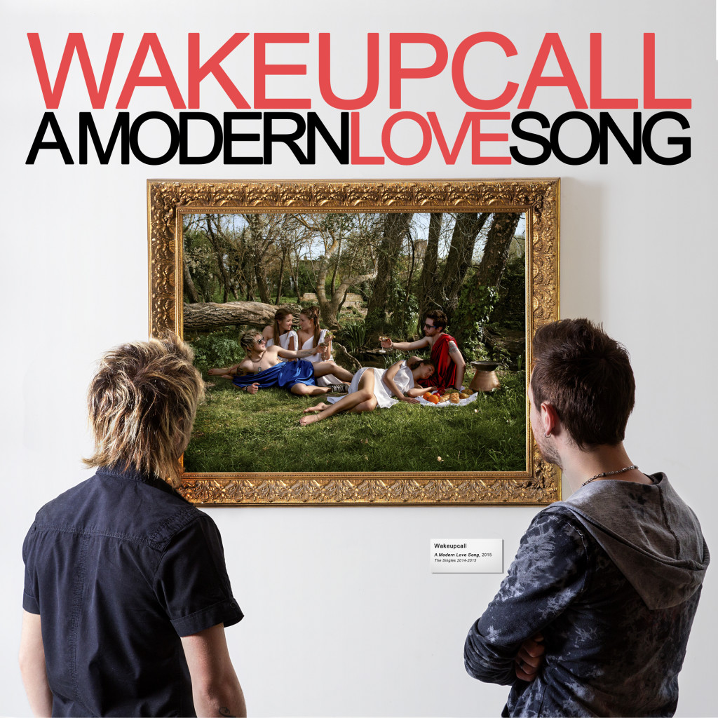 WakeUpCall - A modern love song_coversmall