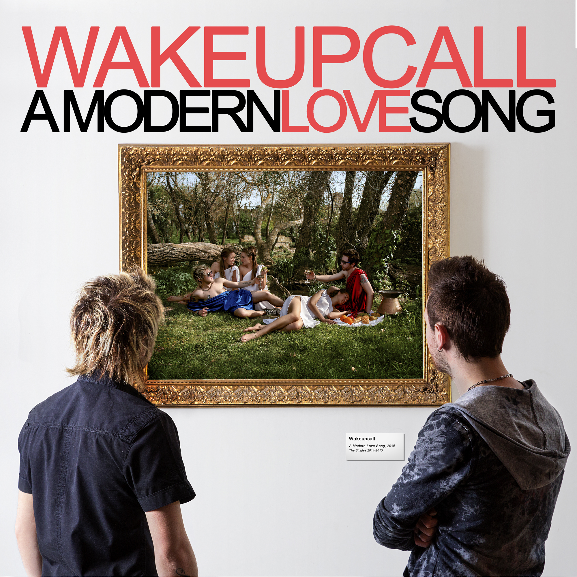 WakeUpCall: il video dell'ultimo singolo!