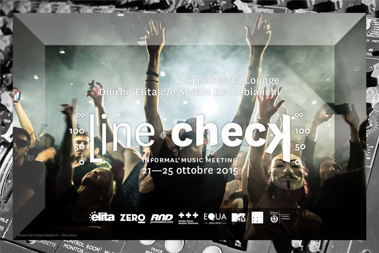 Linecheck – informal music meeting
