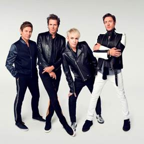 Nuova categoria per gli MTV EMA 2015: i DURAN DURAN premiati con l'MTV Video Visionary Award