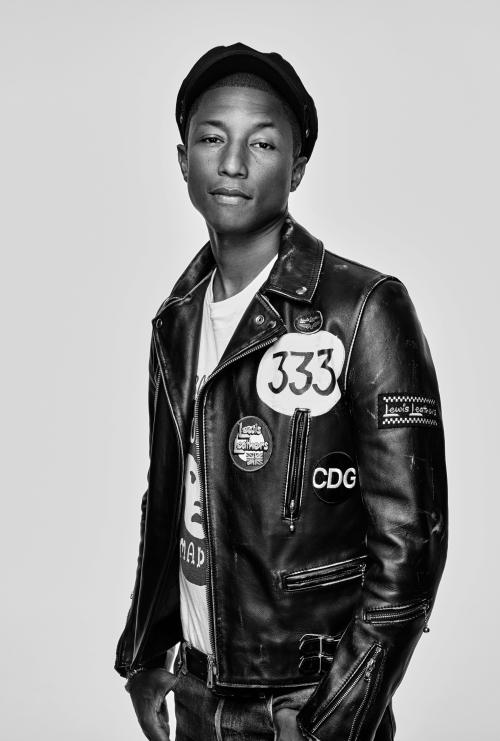 E' Pharrell Williams il primo degli ospiti internazionali degli MTV EMA!
