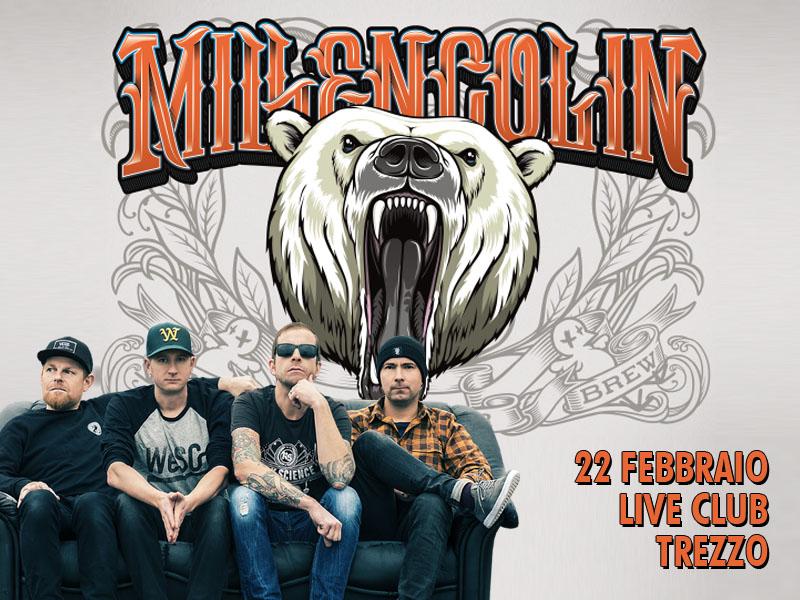 MILLENCOLIN: una data in Italia a febbraio!