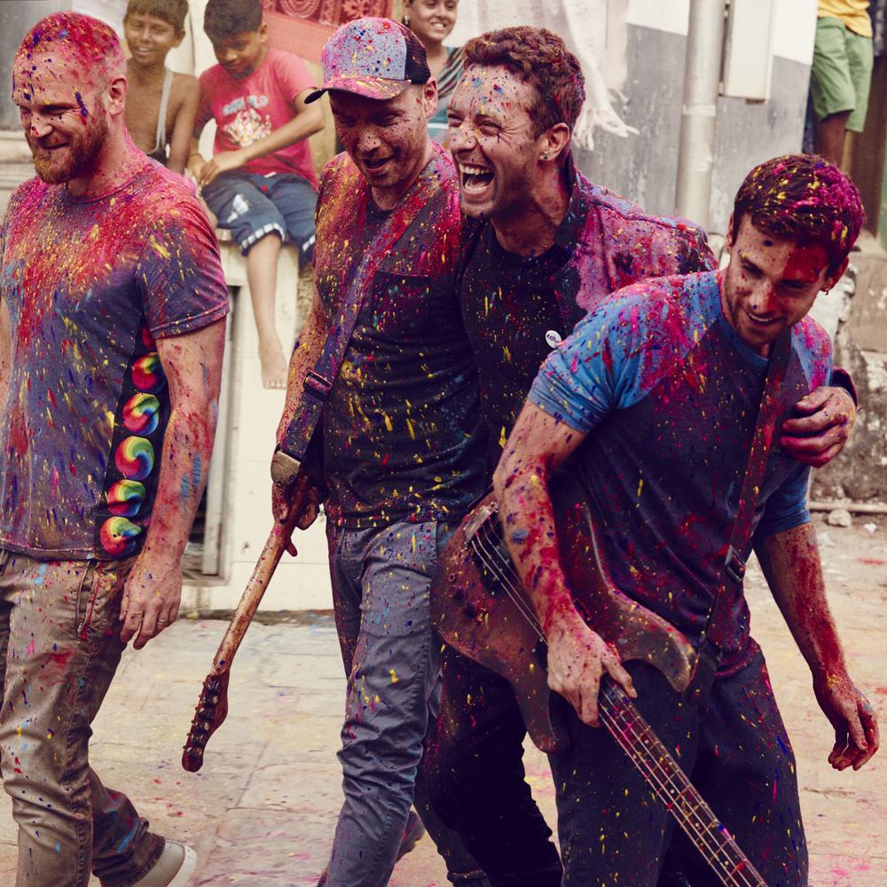 Il ritorno dei Coldplay a sorpresa!