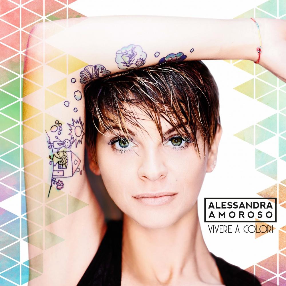 """Alessandra Amoroso: """"Vivere a colori"""" dal 15 gennaio!"""