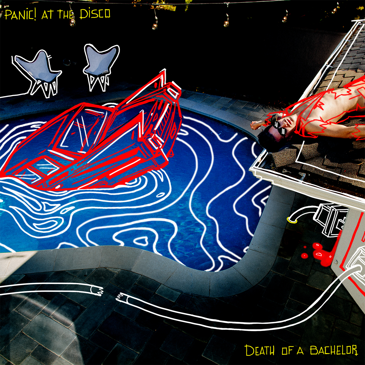"Panic! At The Disco: da domani ""Death of a bachelor""!"