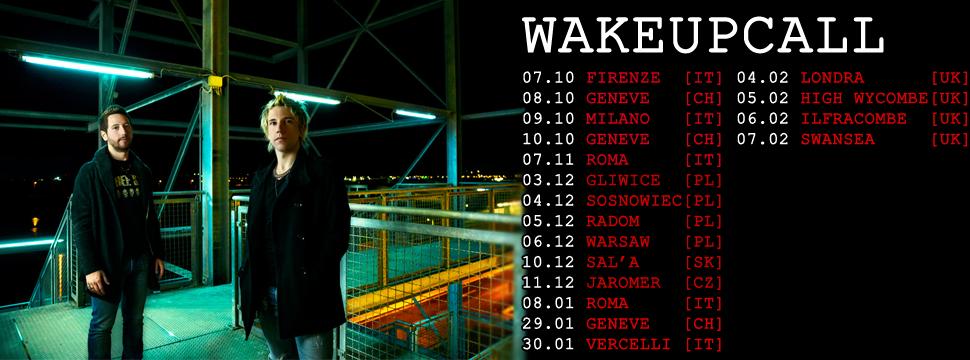 WakeUpCall: secondo album in cantiere