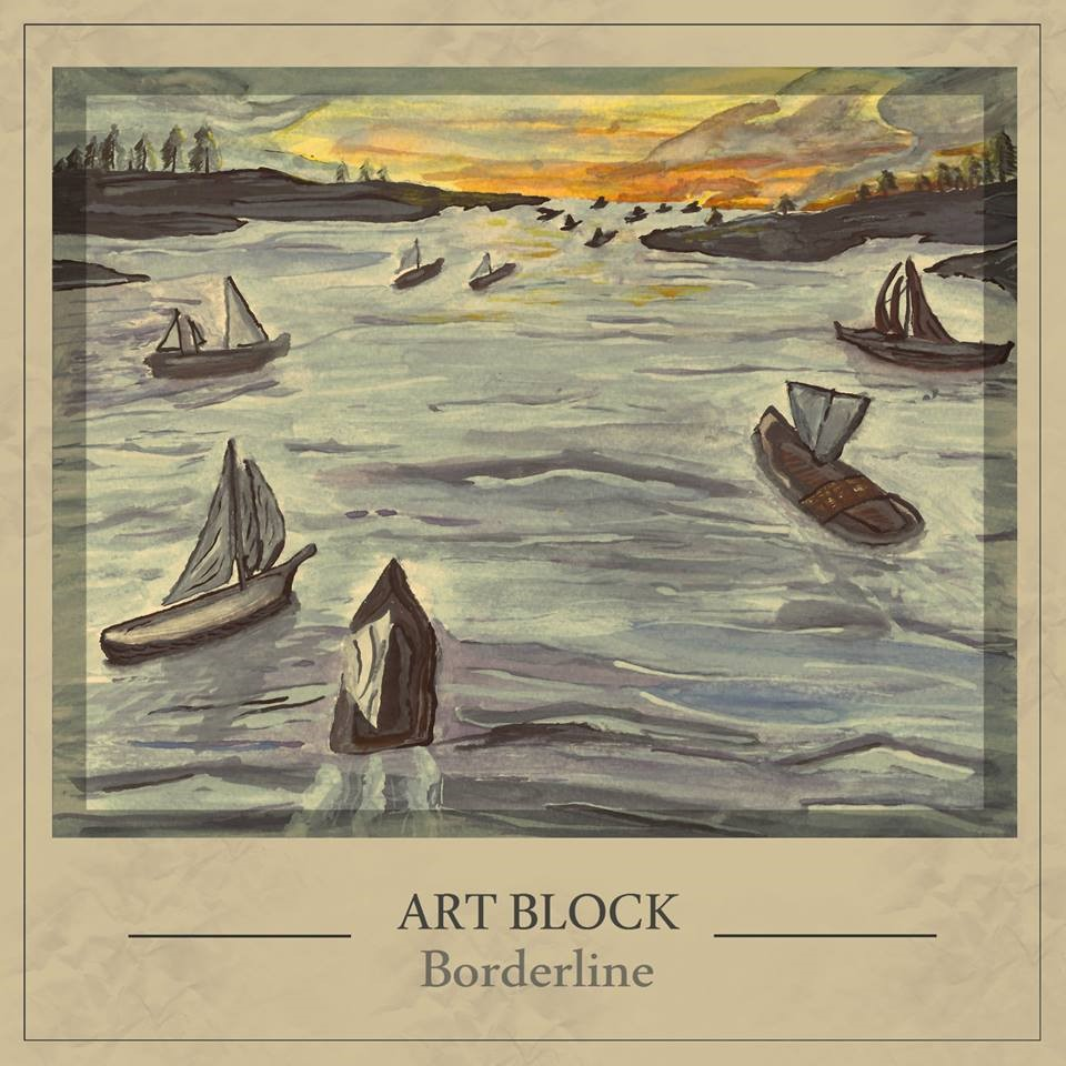 Art Block – Borderline