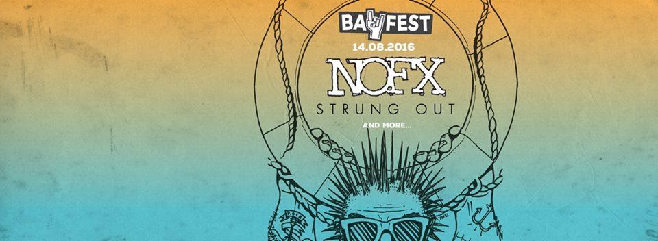 Strung Out al Bay Fest insieme ai Nofx!