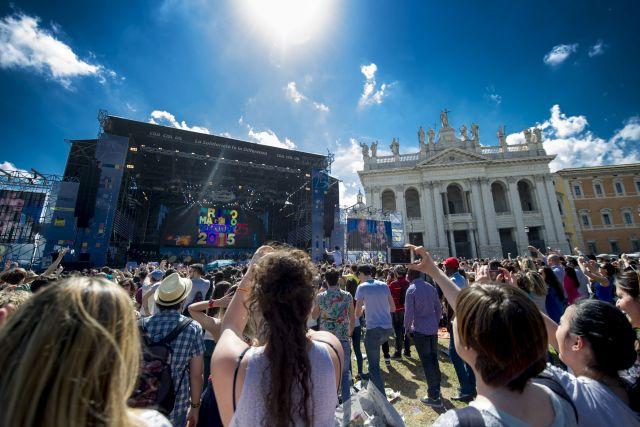 Annunciato il cast artistico del concerto del Primo Maggio a Roma!