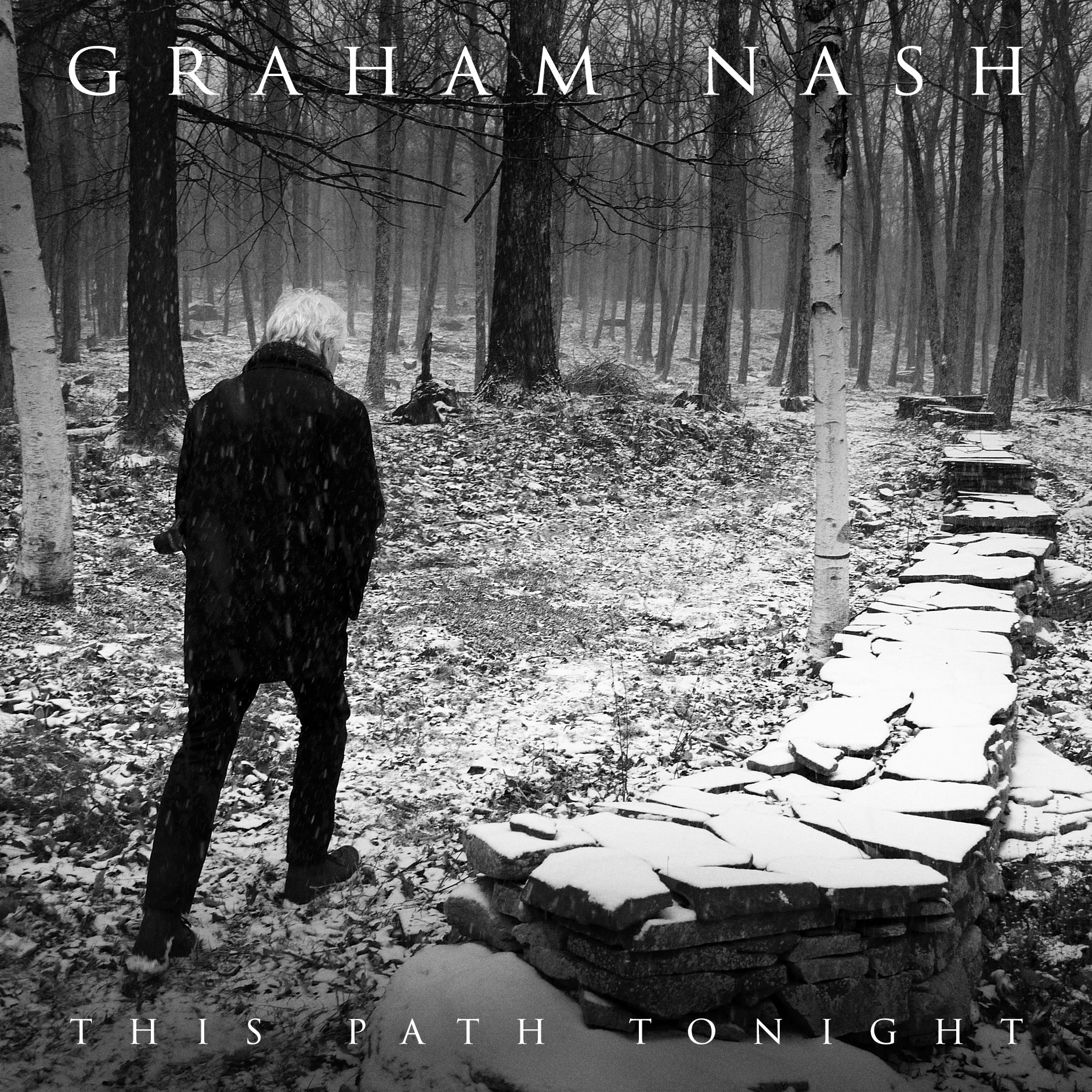 "Graham Nash: da domani il nuovo album ""This Path Tonight""!"