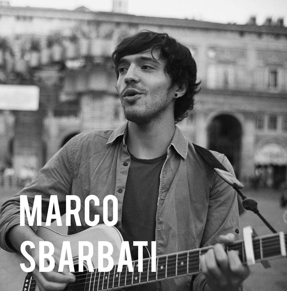"""Marco Sbarbati: """" Il pubblico è il carburante che mi permette di fare musica""""!"""