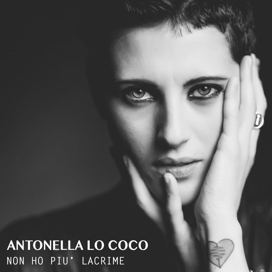 """""""Non ho più lacrime"""" è il nuovo singolo di Antonella Lo Coco!"""