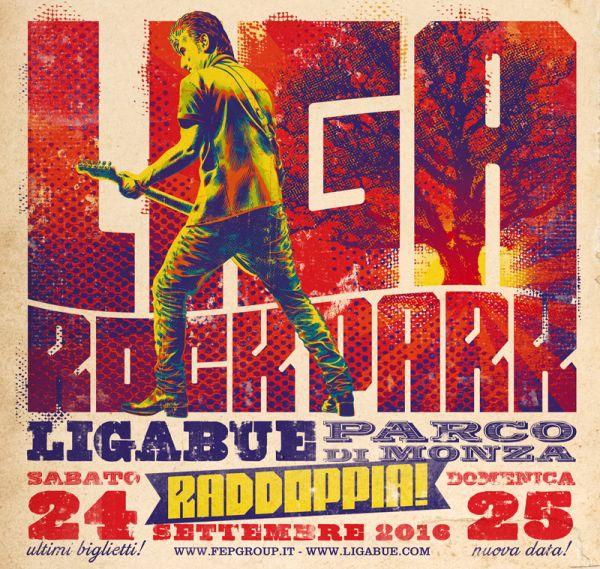 LIGA ROCK PARK RADDOPPIA: il 24 e il 25 settembre a Monza!
