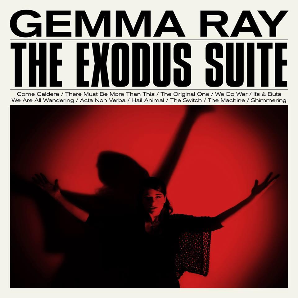 """Gemma Ray: è uscito il 10 giugno """"The Exodus Suite""""!"""