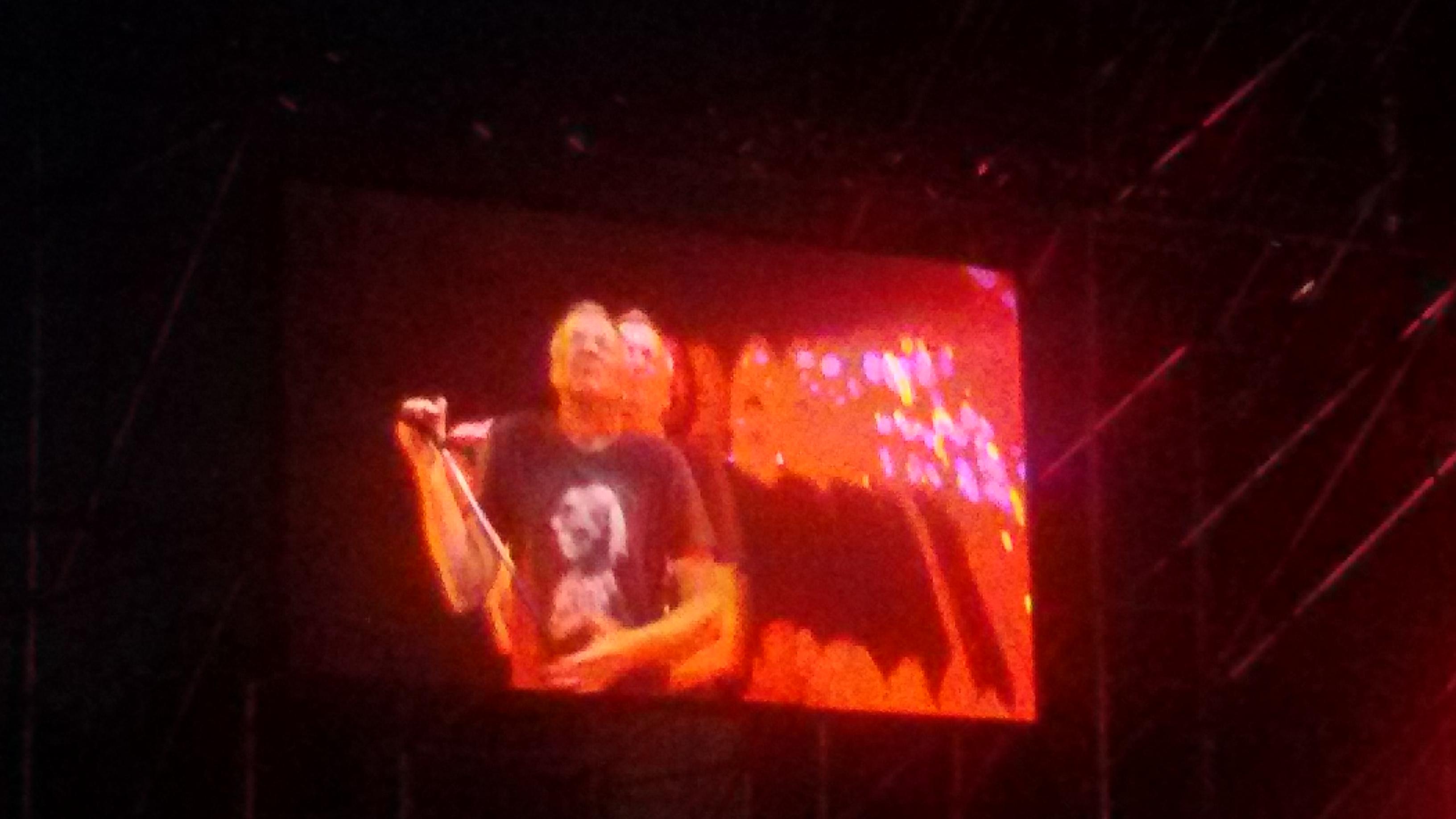 Alla fine il fumo ha vinto sull'acqua – Deep Purple a Servigliano