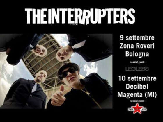 The Interrupters apriranno il tour europeo dei Green Day